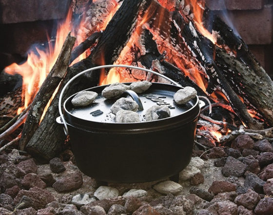 beginners guide to outdoor dutch oven cooking