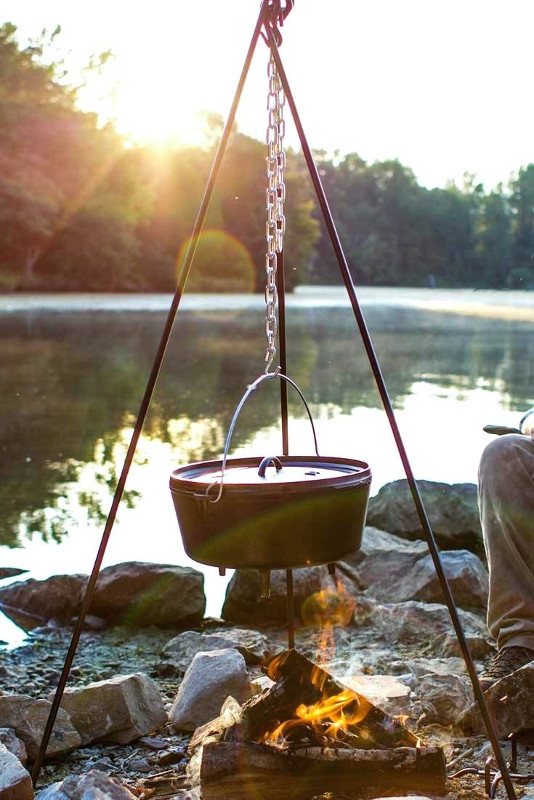 dutch oven camping