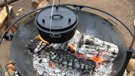 dutch ovens for camping