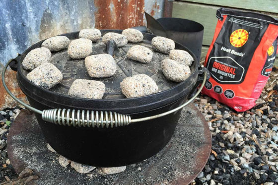How to Use a Dutch Oven Camping