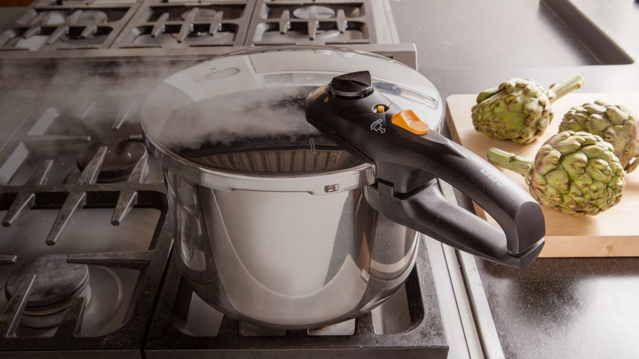 Information on Pressure cookers