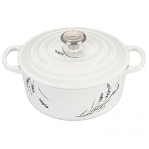 Provence Lavender Round Dutch Oven