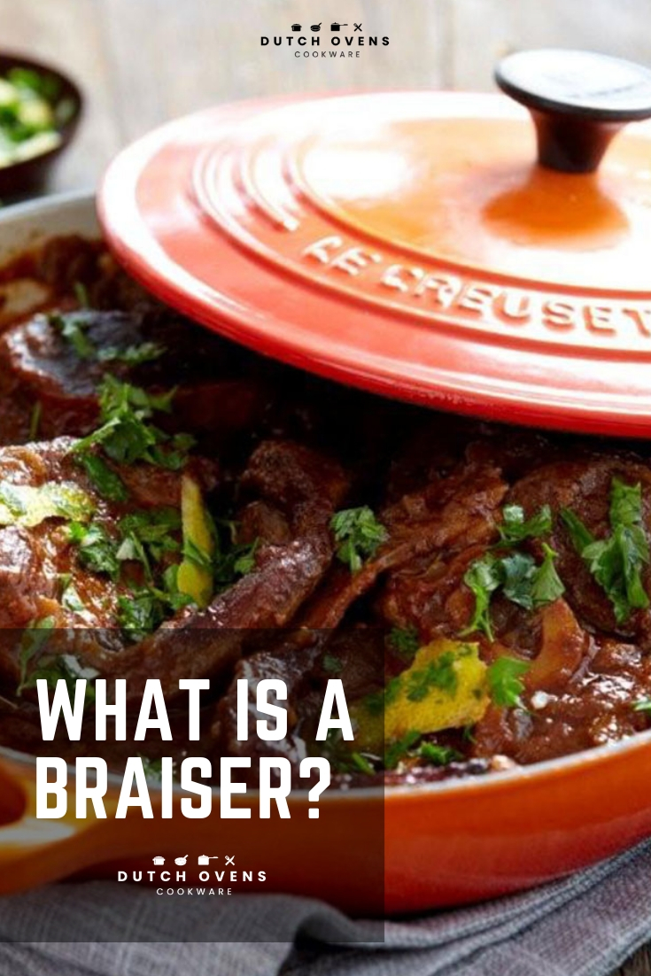what is a braiser and what do they do