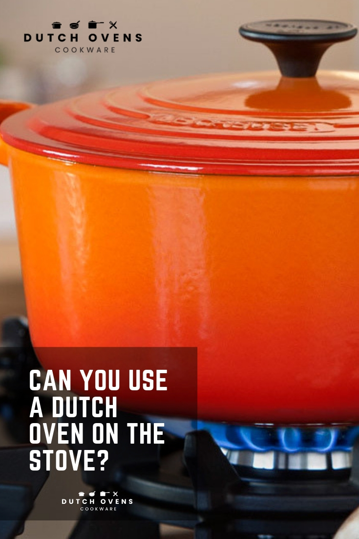 Can you use a Dutch oven on the stove? #dutchovens