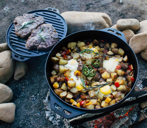 cheap cast iron dutch oven