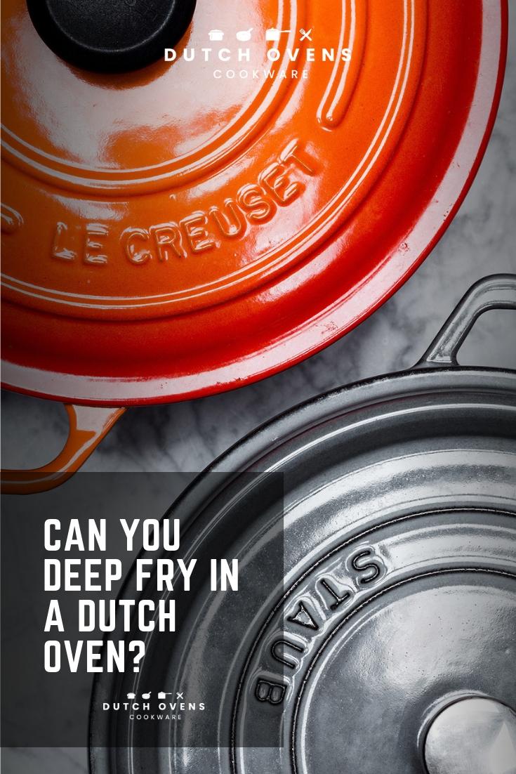 Can you deep fry in a Dutch oven? #dutchovens #deepfryinginenameleddutchoven #howtodeepfryincastiron