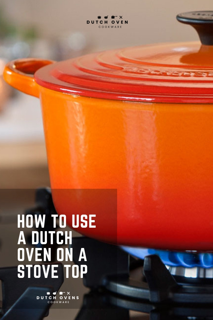 dutch oven on stove top