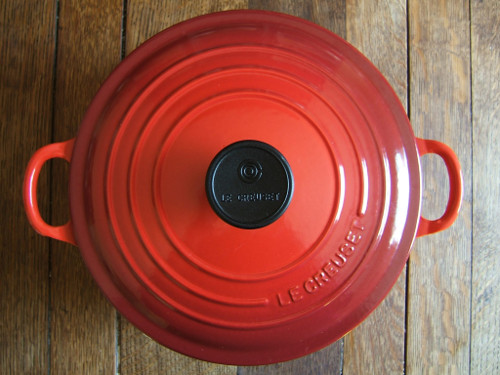 le creuset reconditioning