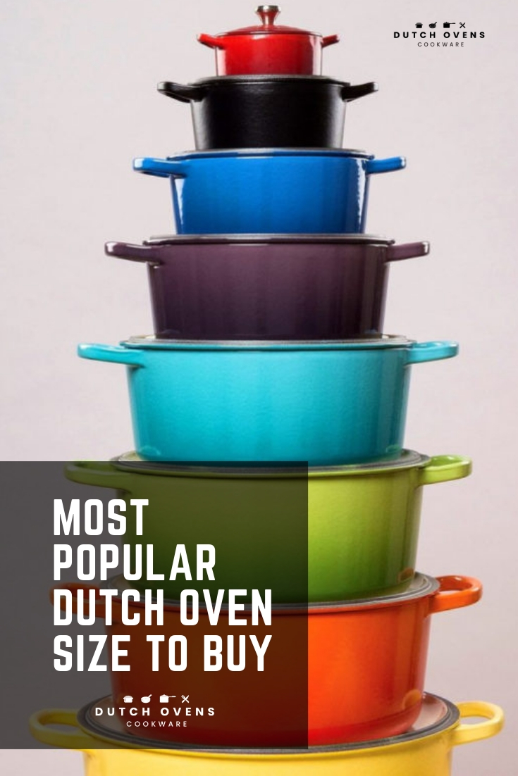 size of dutch oven