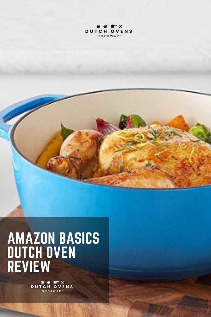 amazon basics dutch oven