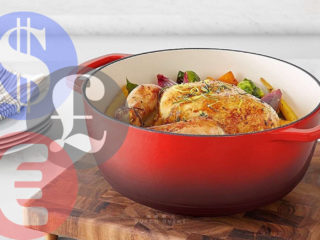 amazonbasics enameled dutch oven review