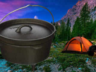 Best Dutch Ovens For Camping