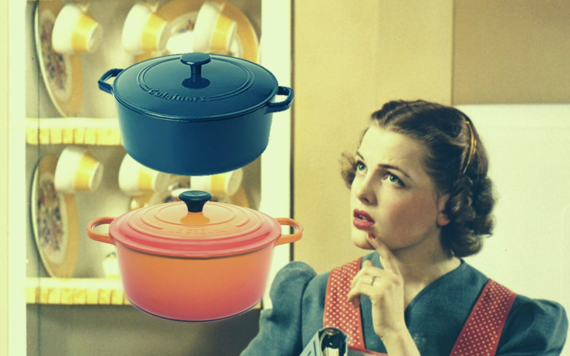 Le Creuset Chef S Oven Vs Dutch Oven Archives Dutch Ovens Amp Cookware