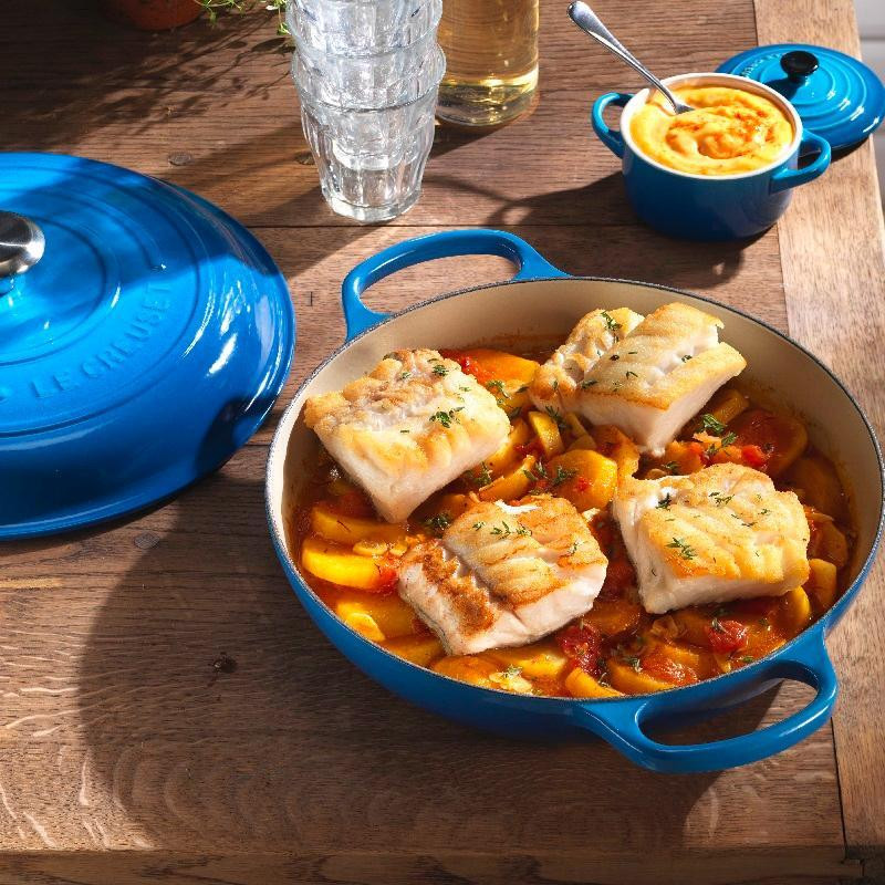 Staub Braiser Vs Universal Pan Archives Dutch Ovens