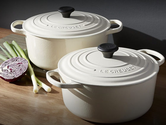 Le Creuset Signature Enameled Cast-Iron 5½-Quart