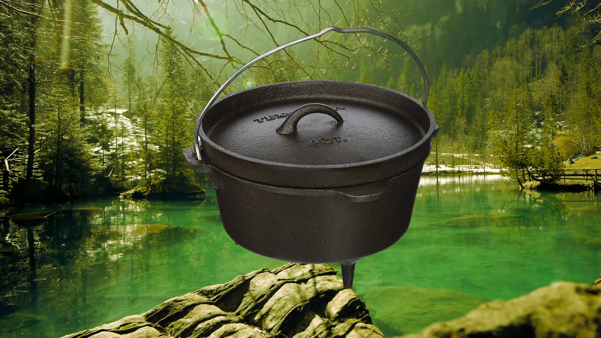 Outdoor Dutch Oven