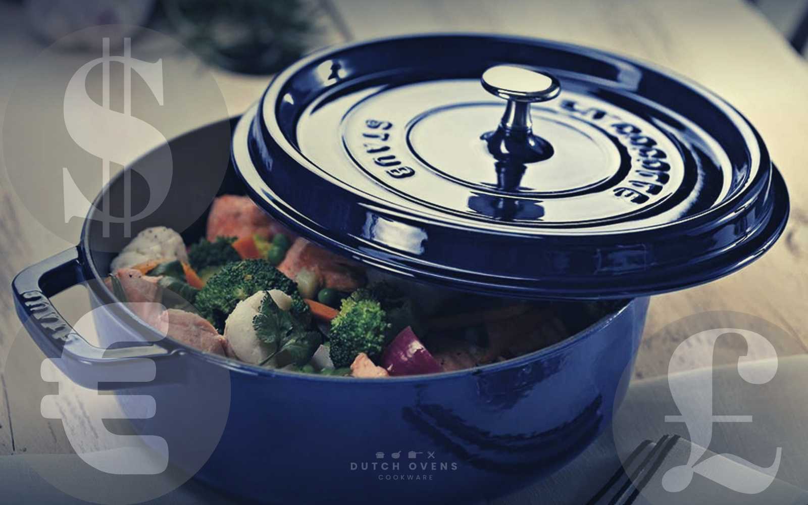 why is staub cookware so expensive