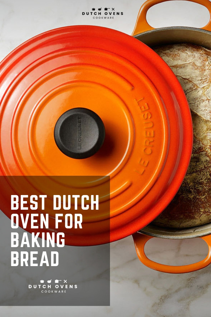 dutch oven for baking bread