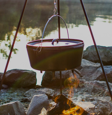 lodge 8 quart dutch oven