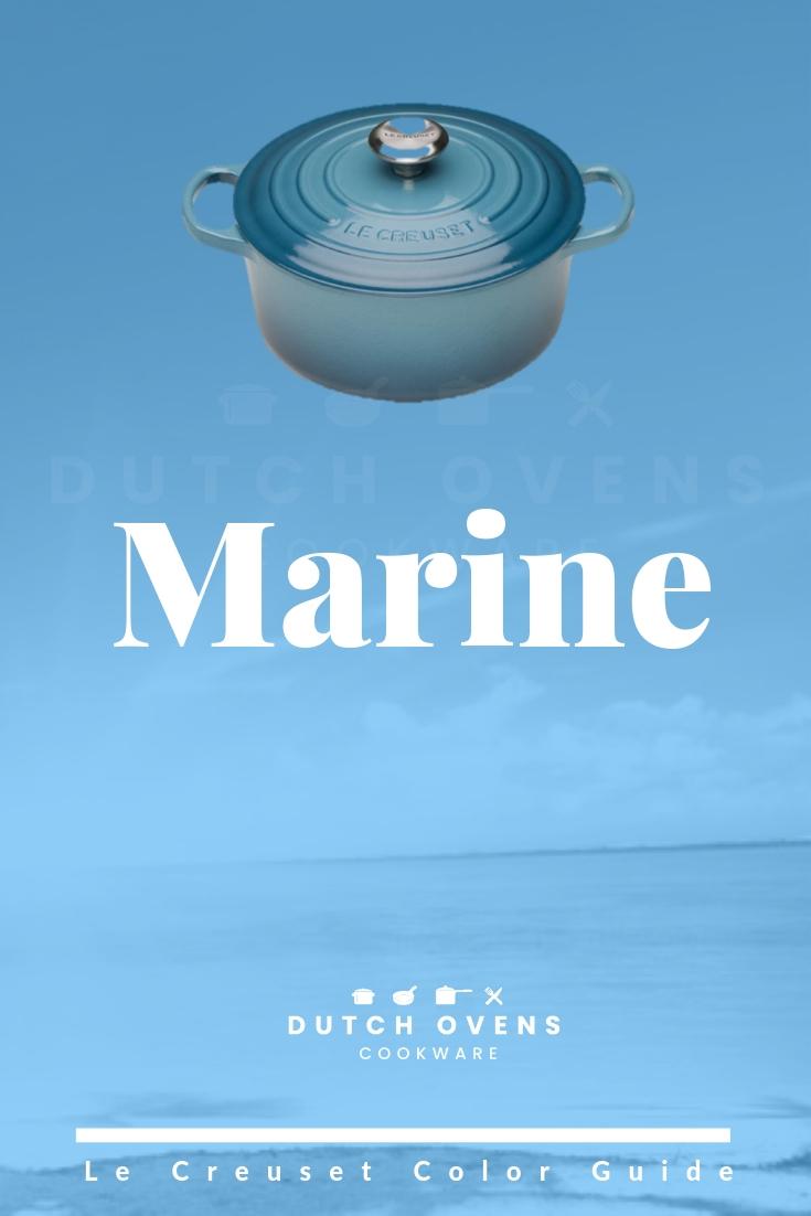 le creuset marine