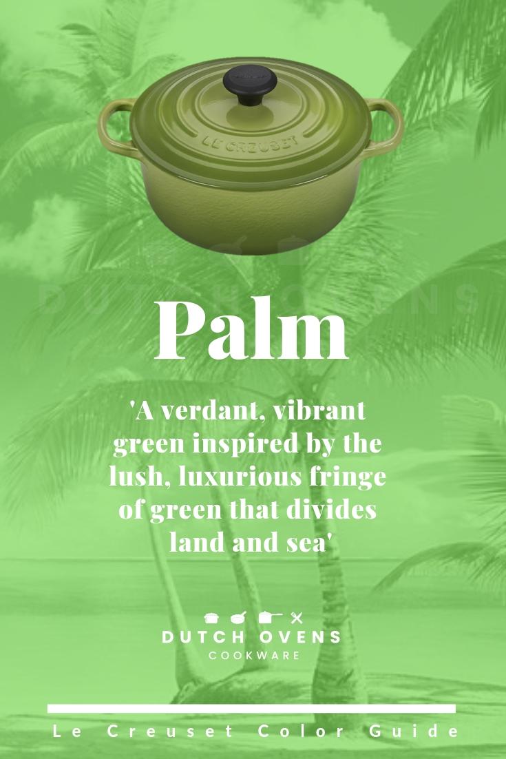 le creuset palm