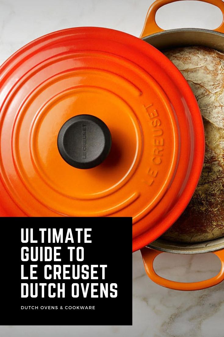 Ultimate Guide to Le Creuset Dutch ovens #lecreuset #lecreusetdutchoven