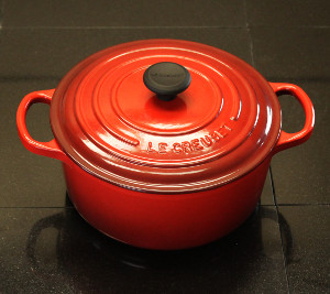 Le Creuset Size Comparison