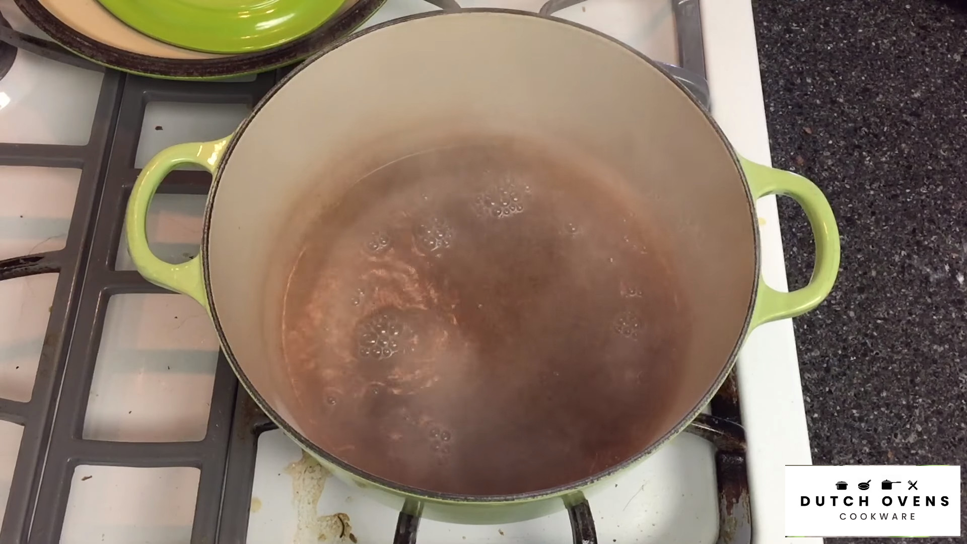 how to clean and care for a dutch oven