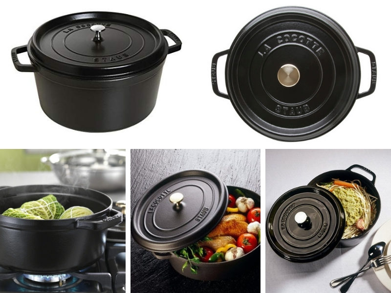 staub black color
