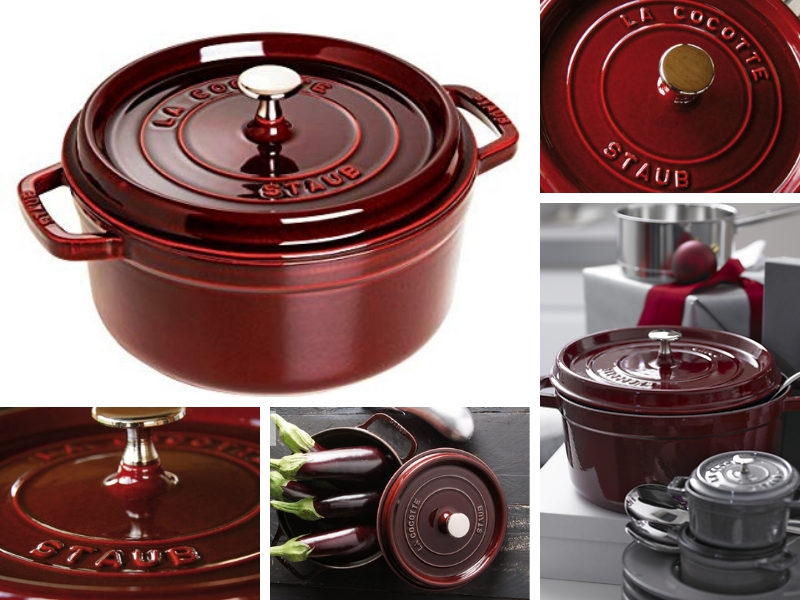 staub grenadine color