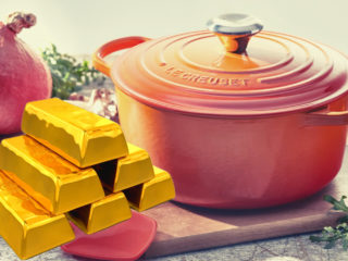 why is le creuset dutch oven so expensive