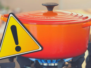 is le creuset safe