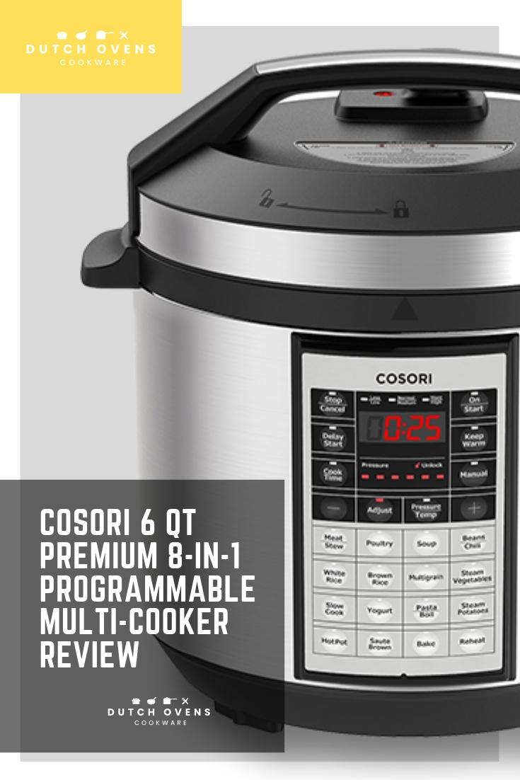 cosori 6 qt premium 8-in-1