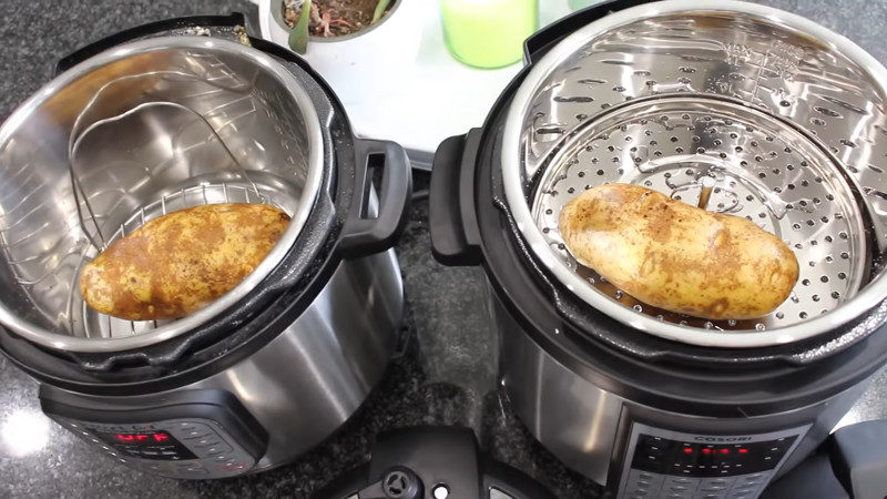 cosori vs instant pot reviews