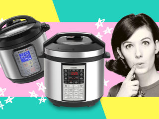 instant pot vs cosori