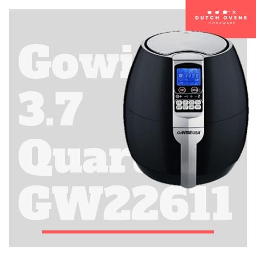 gowise USA 3.7 Quart Air Fryer GW22611