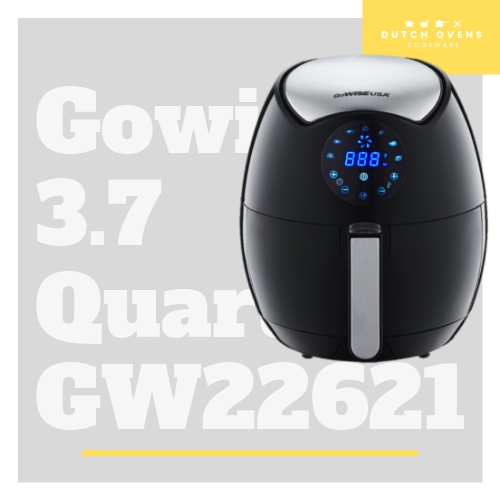 gowise usa 3.7 quart air fryer gw22621