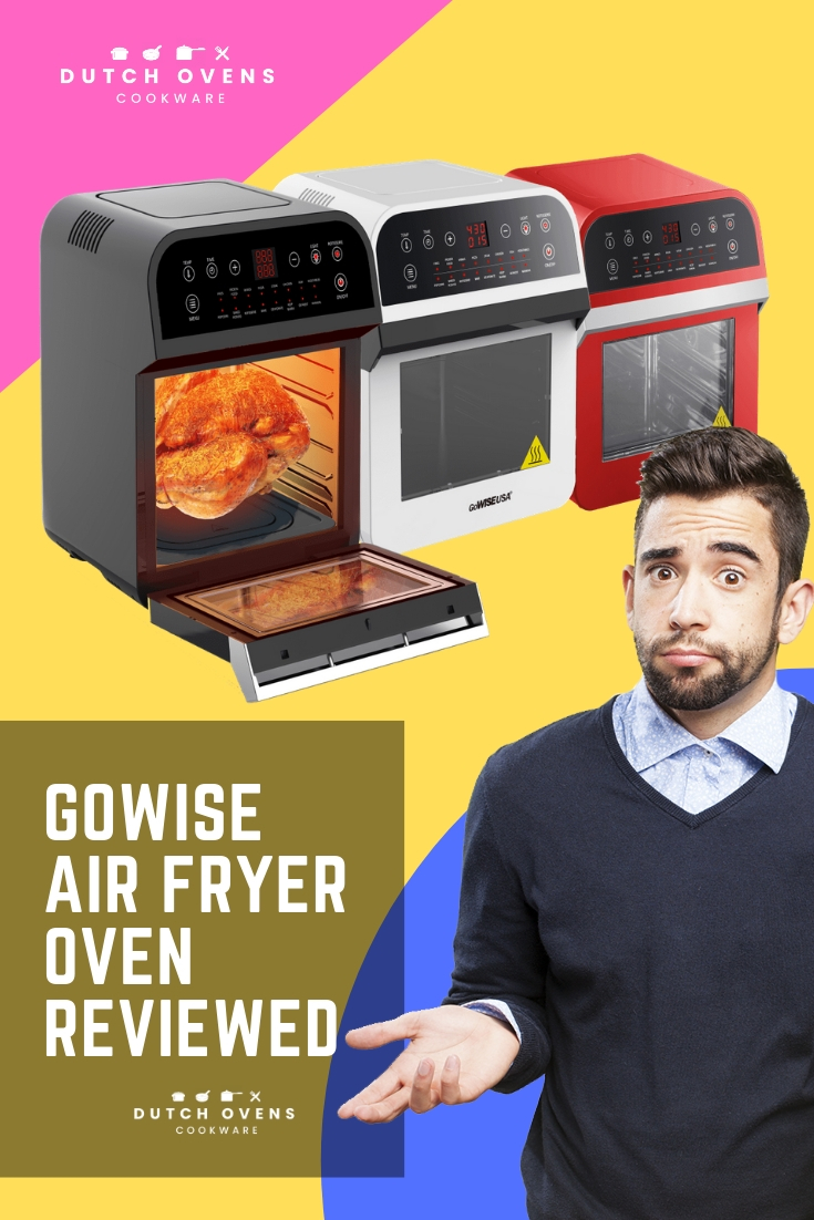 gowise air fryer oven review