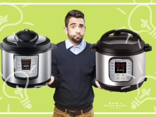 instant pot lux60 vs duo60