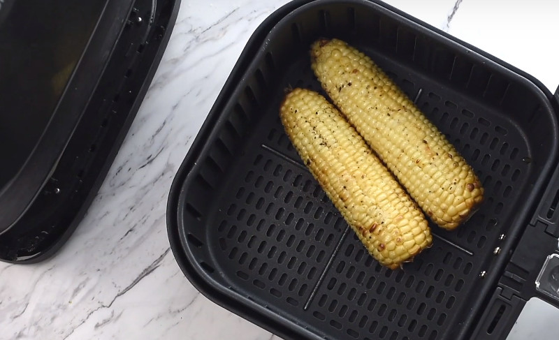 corn on the cob in air fryer