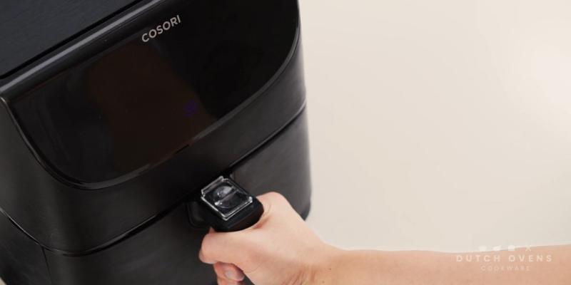 cosori 3.5l air fryer premium