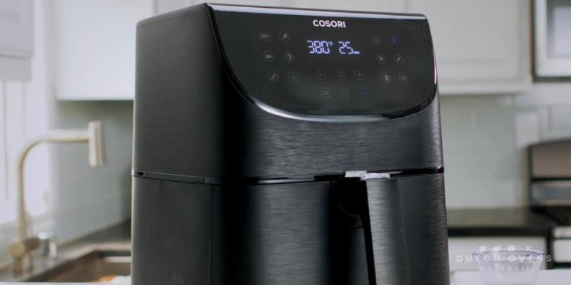 cosori 5.8 air fryer reviews