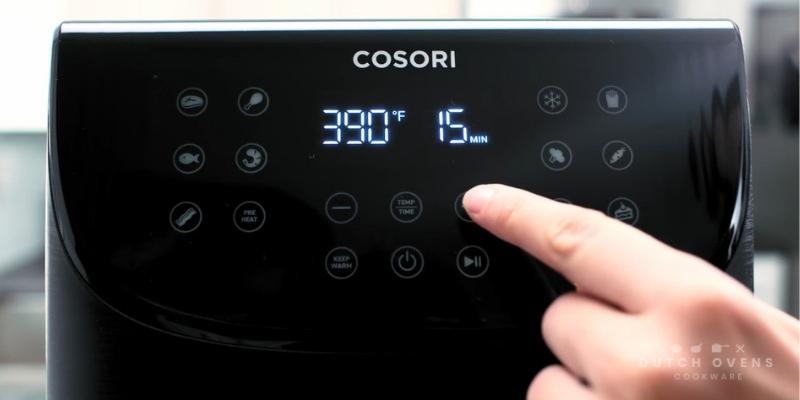 cosori 5.8 air fryer
