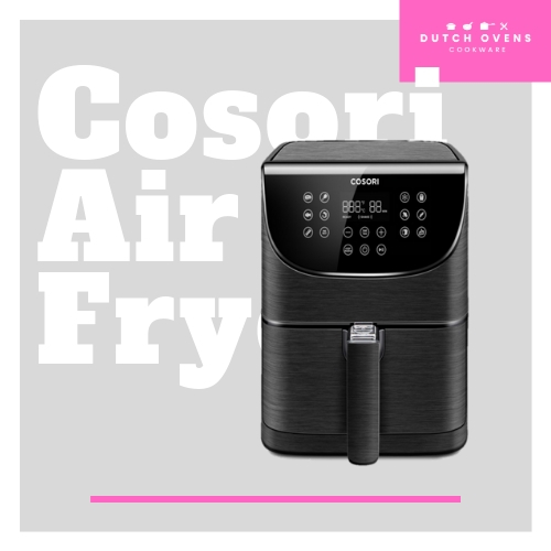 cosori air fryer 5.8 qt
