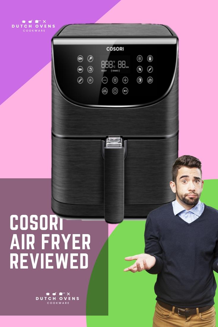 cosori air fryer reviews