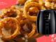 frozen onion rings in air fryer
