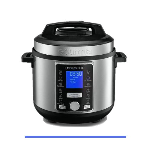 gourmia 6 quart pressure cooker