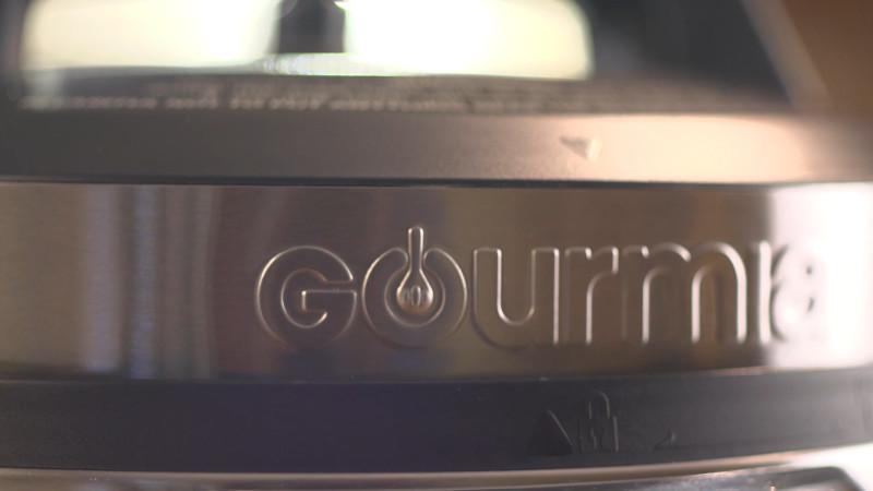 gourmia - 6-quart pressure cooker