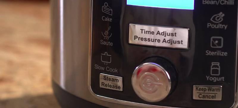 gourmia 8 qt pressure cooker