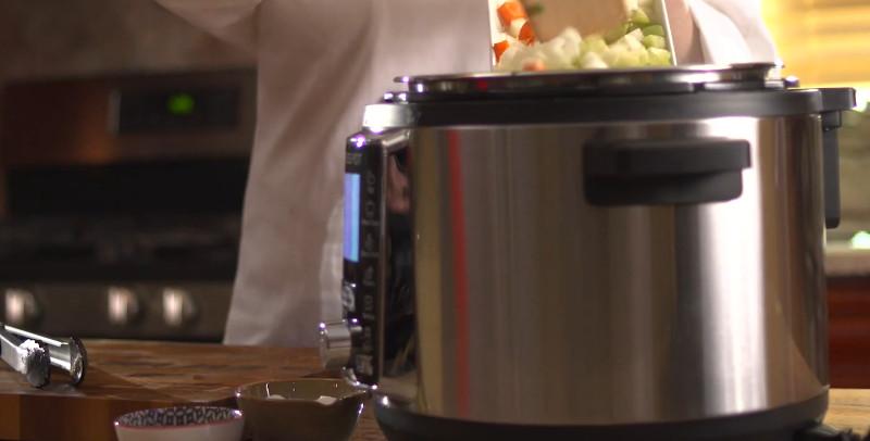 gourmia electric pressure cooker
